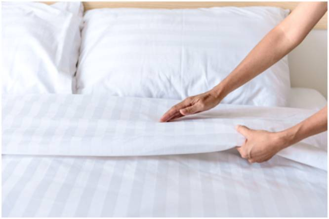 Replace Your Bedding